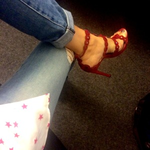 Alaia heels can dress up a casual outfit just the right amount to make it pop. They are well made and comfortable too!