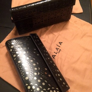 Aren't these Alaia clutches gorgeous? For purchasing info please contact @styledbydanielleklein on Instagram.