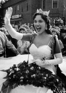 Miss America 1959 Mary Ann Mobley.