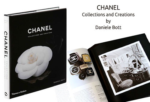 This book looks like the perfect addition to my library. It tells all about the house of Chanel over time and has gorgeous photographs. Love.  And at 31$, I'm saving a bundle!