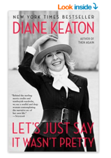 I mean why not? I just love Ms. Keaton and would love to read her biography.