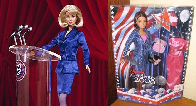 BarbieForPresident