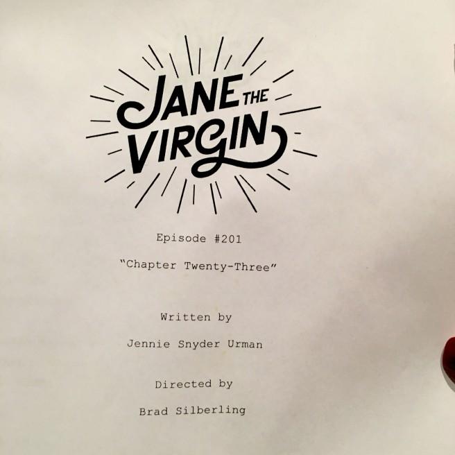 JaneTheVirginScript