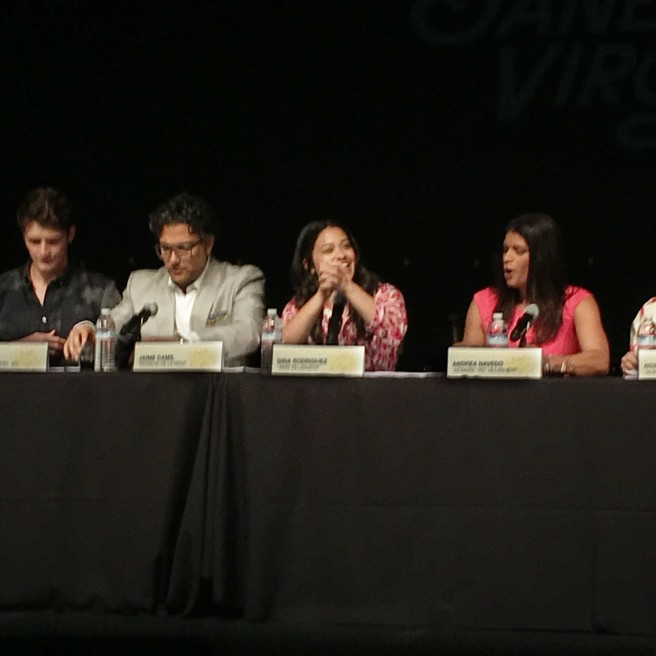 Jane The Virgin Table Read Season 2 Ep 1