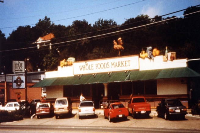 First_Whole_Foods_Market_store,_1981